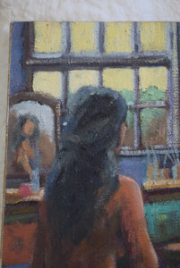 St Ives School Oil On Canvas