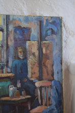 Load image into Gallery viewer, St Ives School Oil On Canvas