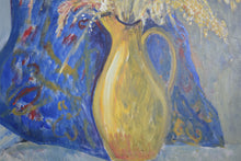 Load image into Gallery viewer, Elizabeth Lamorna Kerr Oil on Board Still Life Flowers