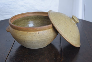 stoneware tureen and cover