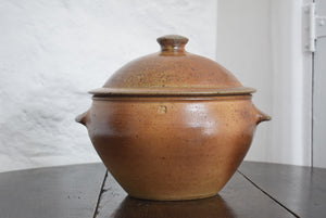 Studio Pottery Tureen With Cover