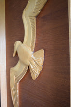 Load image into Gallery viewer, Wharton Lang St Ives Sea Bird Wood Carving Sculpture