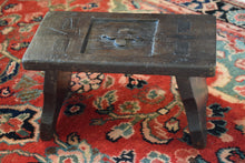Load image into Gallery viewer, Primitive Antique Milking Stool