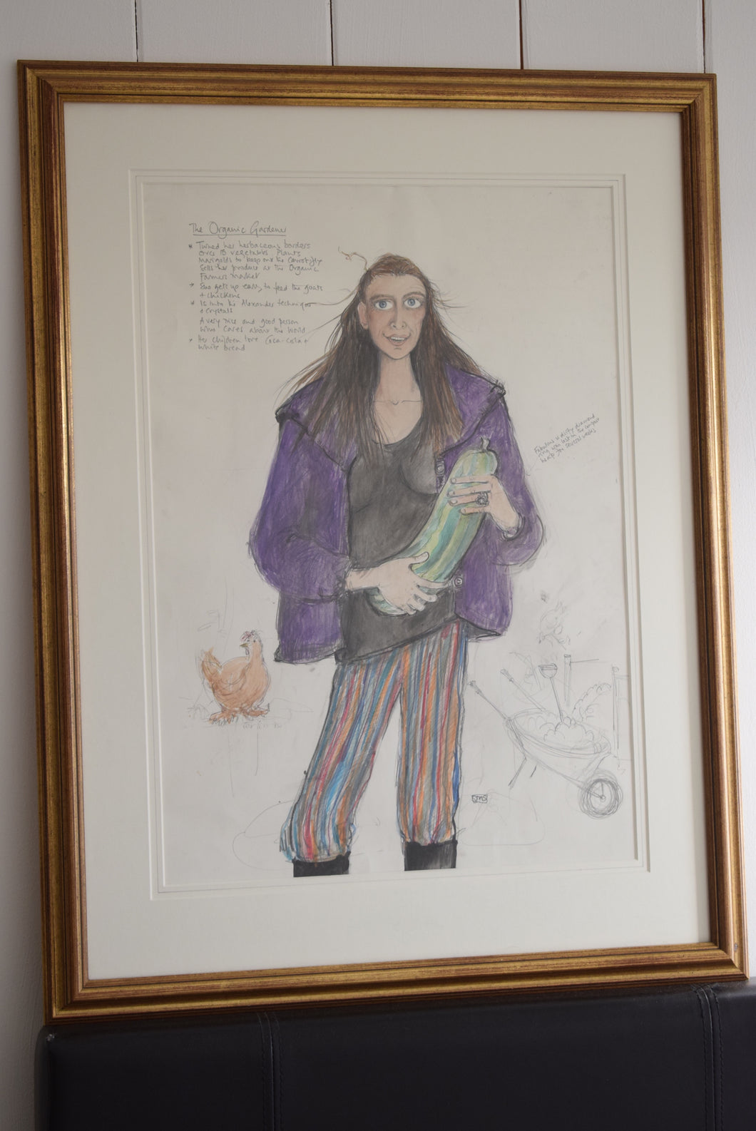 Sue Macartney Snape Original