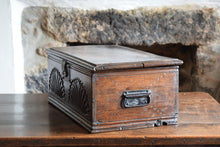 Load image into Gallery viewer, 17th Century Oak Bible Box