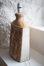 Load image into Gallery viewer, Tremaen Pottery Lamp Base