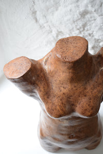 Female Form Torso Sculpture