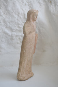 Ancient Greek Terracotta Woman