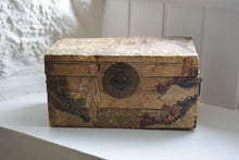 Load image into Gallery viewer, Chinese Vellum Jewellery Box