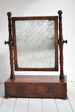 Load image into Gallery viewer, Antique Victorian Toilet Mirror