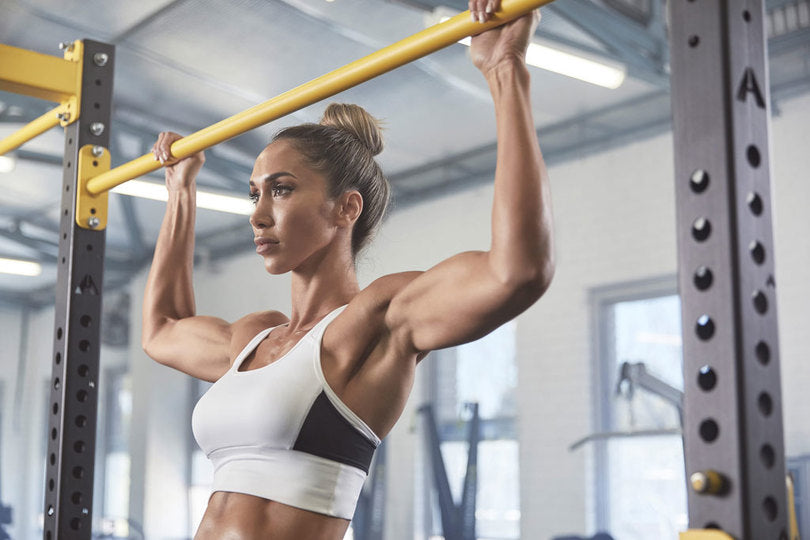 Want To Get To Your First Pull-Up? Here's How