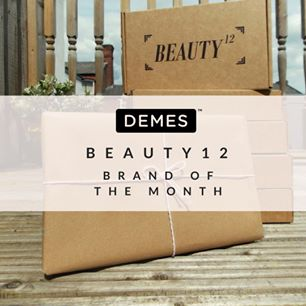 Beauty12 Brand of the Month
