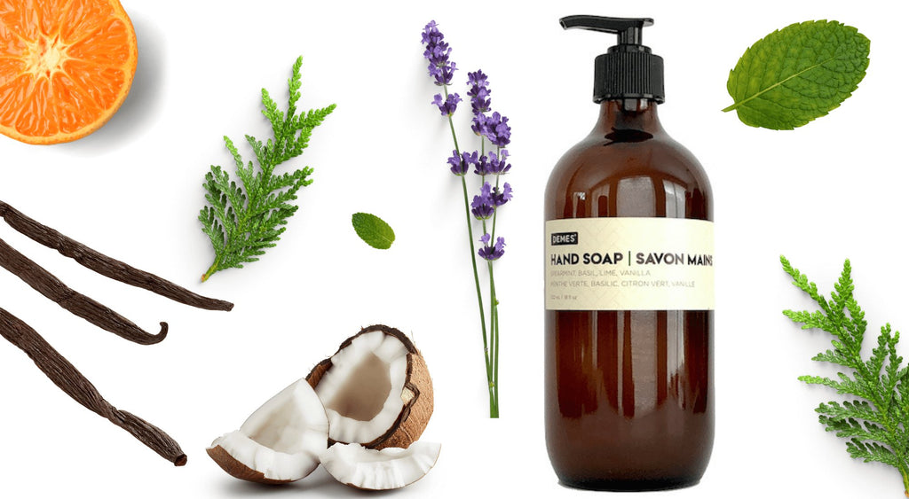 DEMES get the funk out hand sanitizer, personal care products, natural, personal hygiene products, clean hands