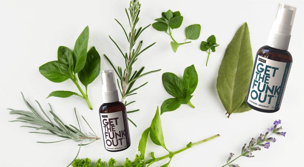 Get the Funk Out deodorant deodorizer spray