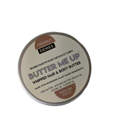 Butter Me Up whipped hair and body butter