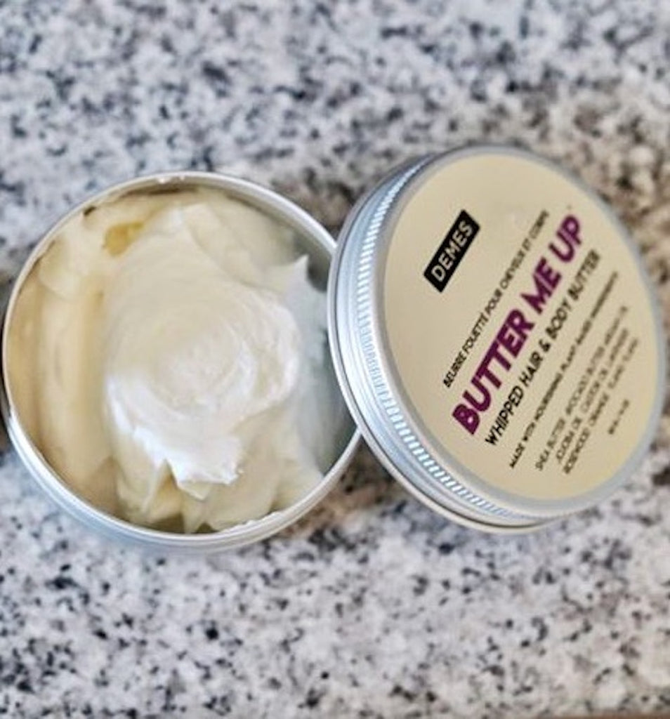 Butter Me Up® whipped hair and body butter