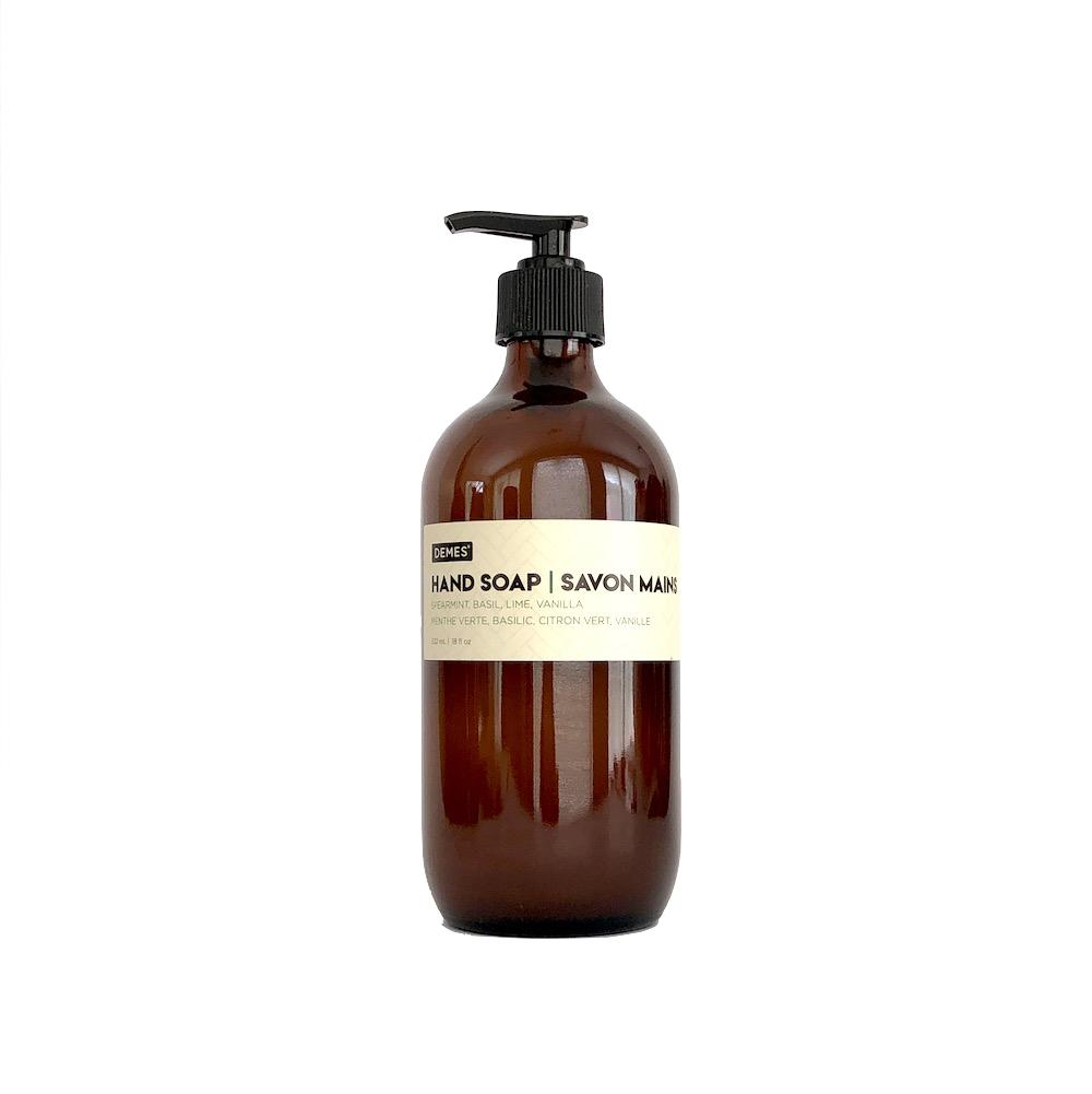 DEMES Hand Soap Savon Mains natural, plant-based soap