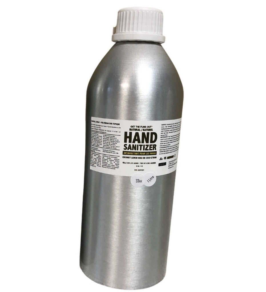 Get the Funk Out Hand Sanitizer - 1 litre Eco-Refill