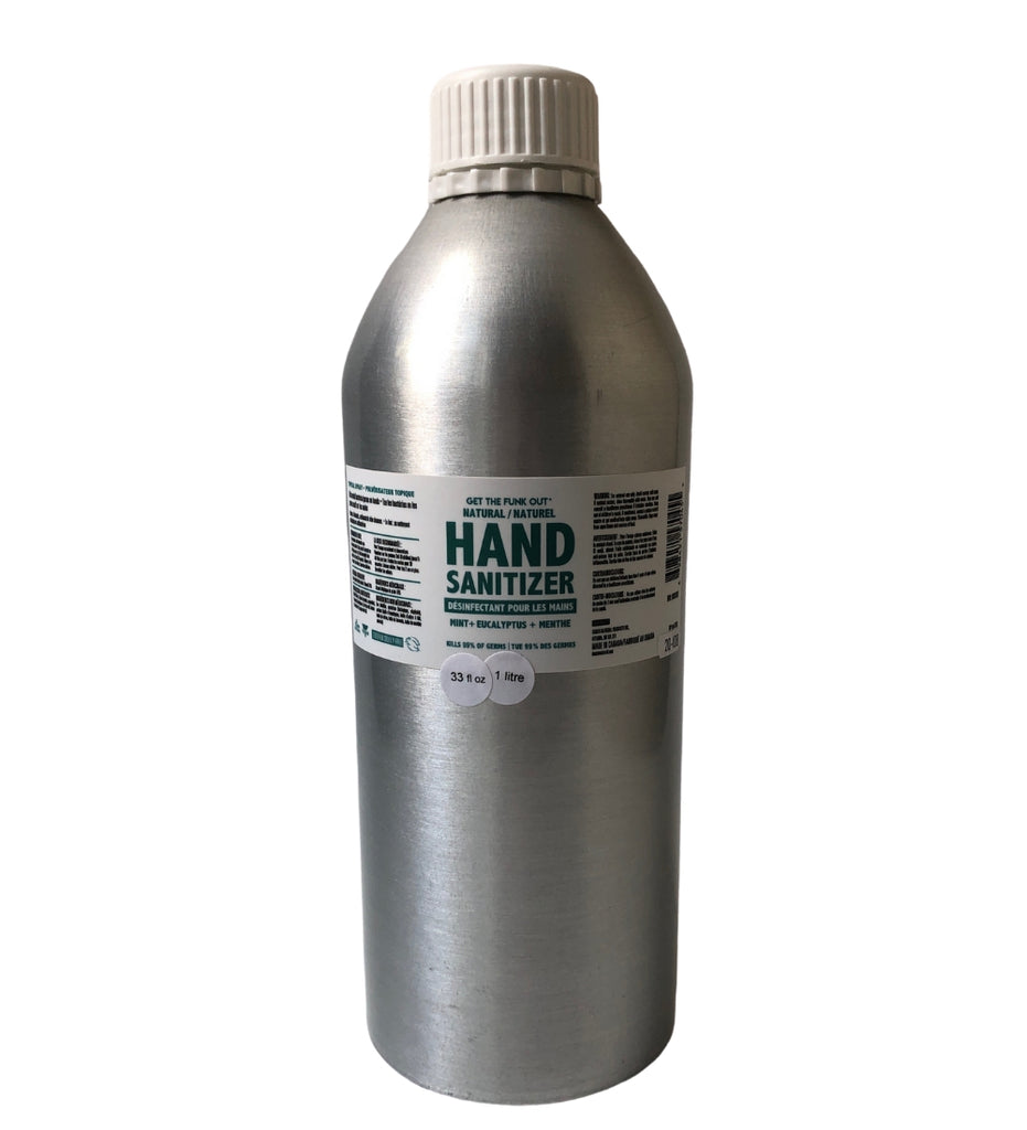 Get the Funk Out Natural Hand Sanitizer