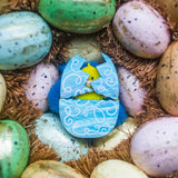Hatching Easter Chick - Brooch