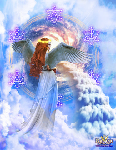 Are You an Old Soul or a Young Soul?  Angel Levels 10 & 12 Part 1
