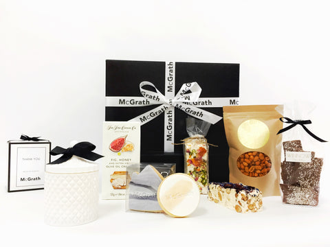 McGrath Settlement Hamper by GIGI AUSTRALIA