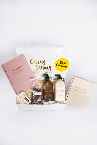 Bride To Be Care Package - Caring Canary