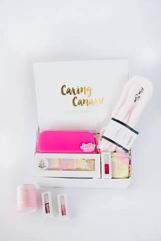 Ultimate Girls Care Package - Caring Canary