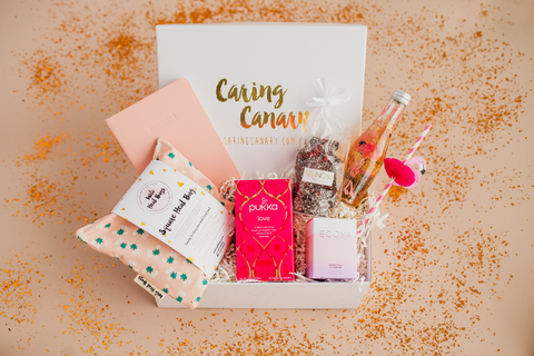 With Love care package - Caring Canary