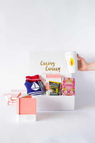 Her Survival Kit Care Package - Caring Canary