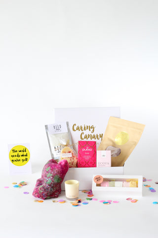 Ultimate Mothers care package gift box hamper