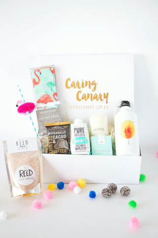 You're A Fittie care package - Caring Canary