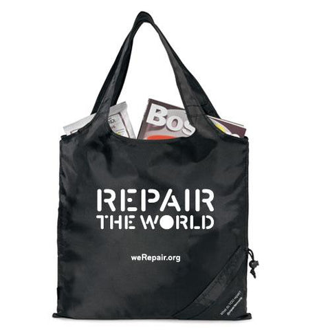 Repair the World Black Tote Bag