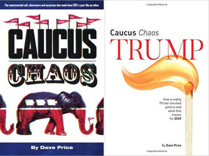 Caucus Chaos and Caucus Chaos Trump Books