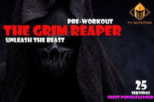 Afbeelding in Gallery-weergave laden, [The Grim Reaper | Pre-Workout] - PV-Nutrition