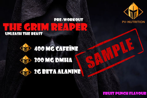 [The Grim Reaper | Pre-Workout] - PV-Nutrition