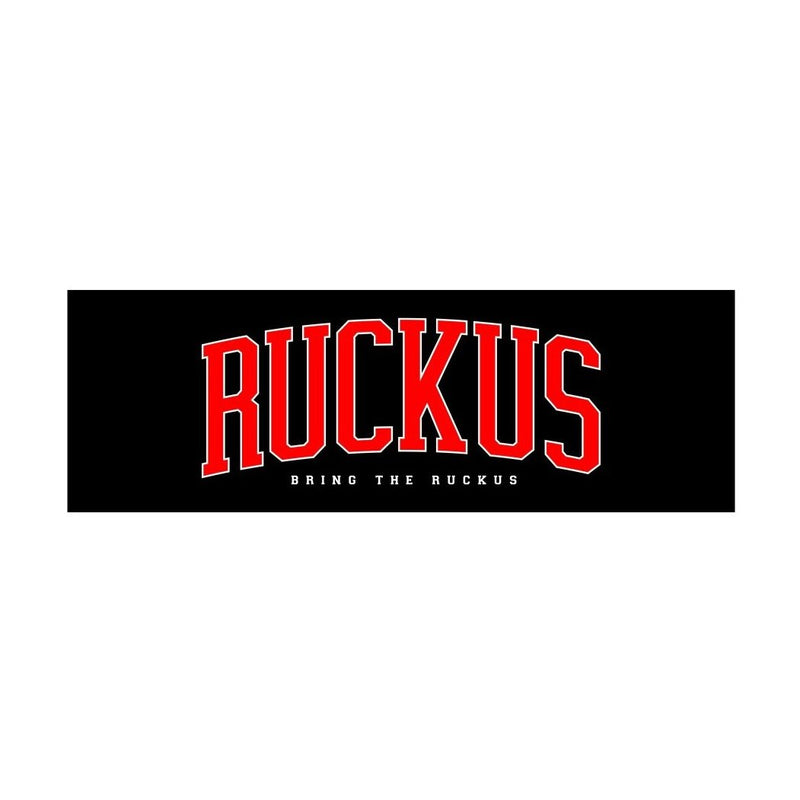 Ruckus Company College Dropout Sticker