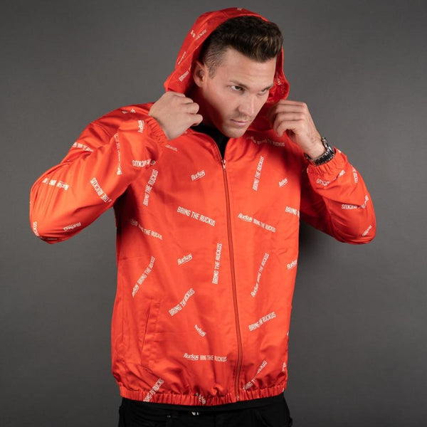 RUCKUS WINDBREAKER - RED
