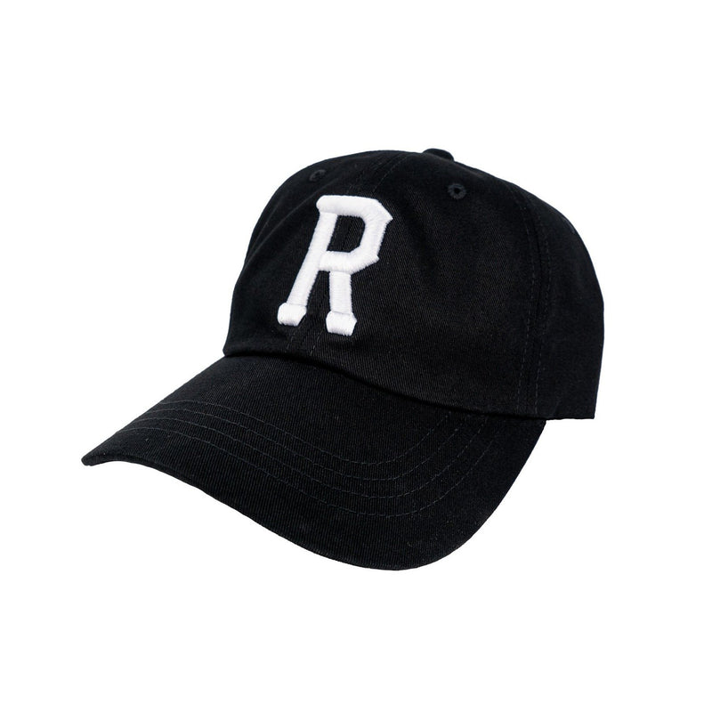 No. 18 Dad Hat - Black