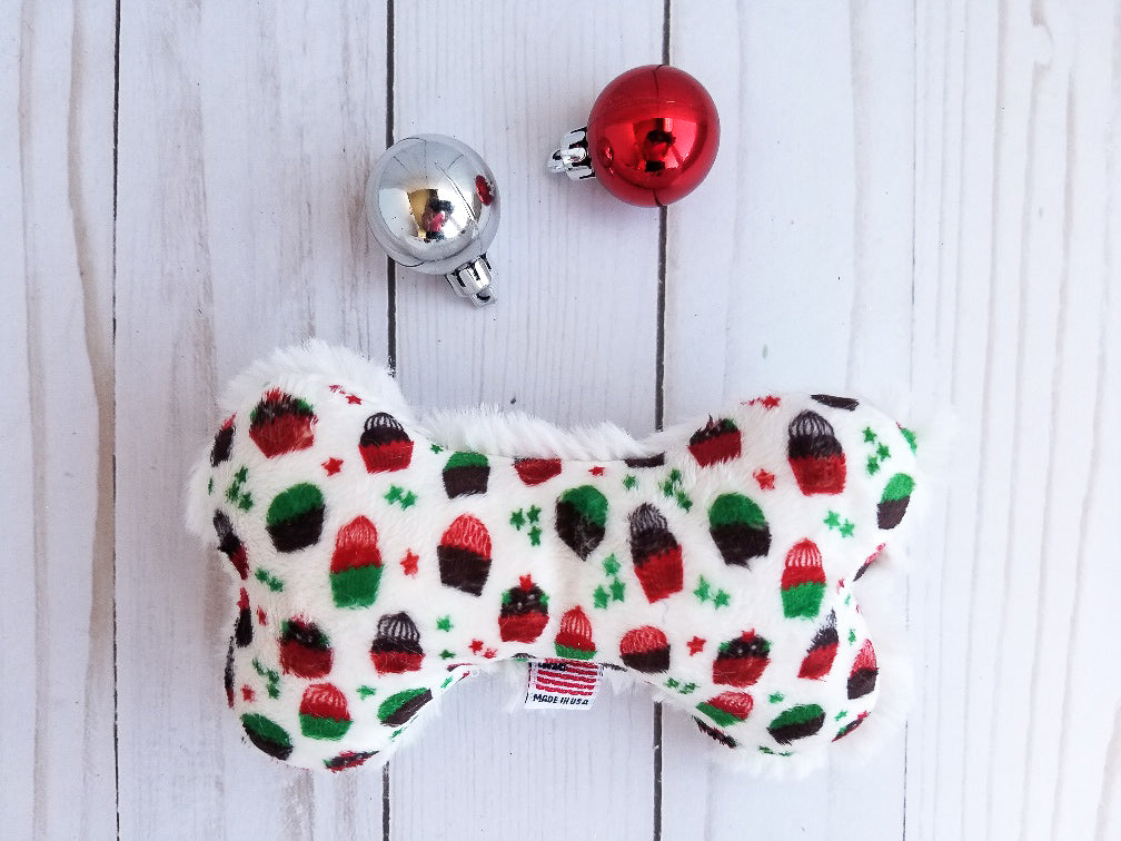 Christmas Cupcakes Plush Toy