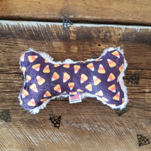 Candy Corn Plush Toy