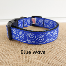 Blue Wave Collar