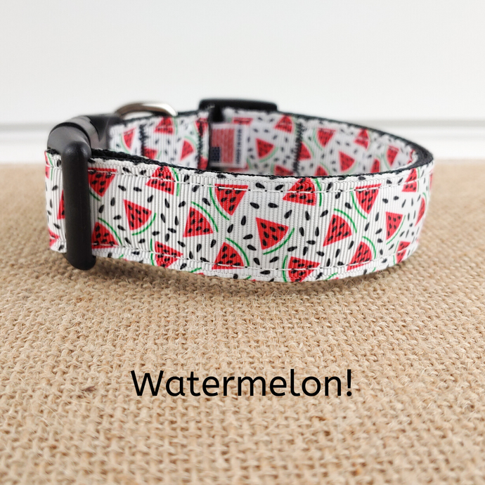 Watermelon Collar