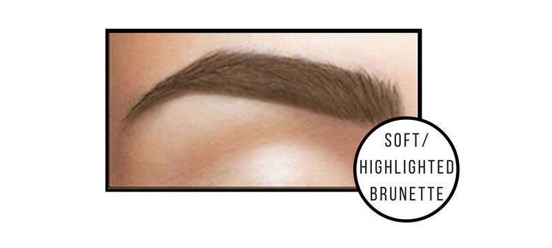 Joey Healy Eyebrow Shade - Soft Highlighted Brunette