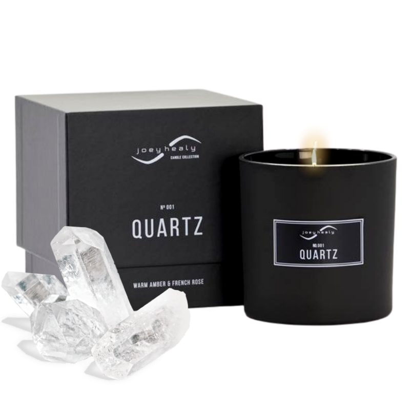 Quartz Candle | SHOP JOEY HEALY PRODUCTS
