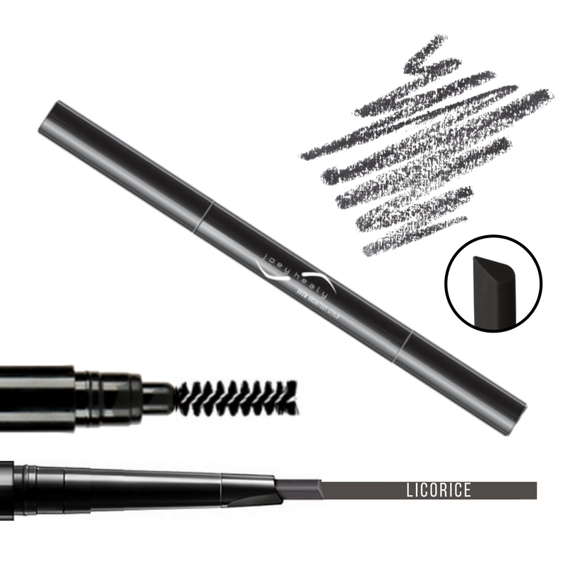 Licorice Brow Architect Stylo | JOEY HEALY EYEBROW MAKEUP PRODUCTS