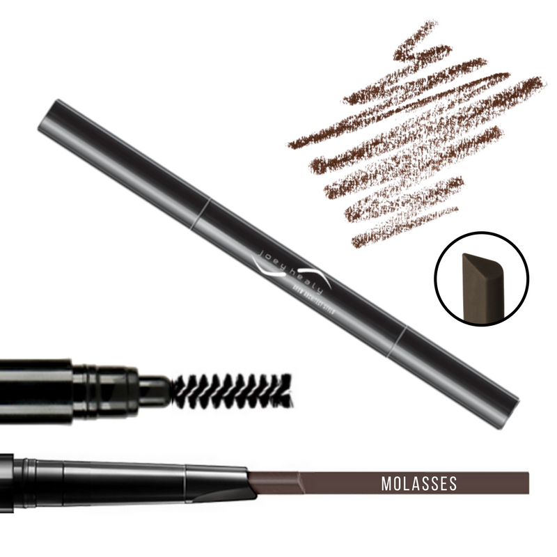 Joey Healy Molasses Brow Architect Stylos