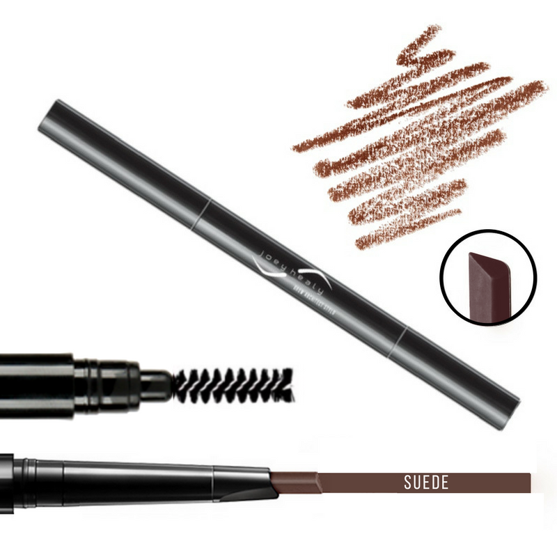 Joey Healy Suede Brow Architect Stylos