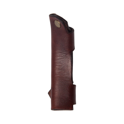 Hook Knife Leather Sheath Spoon Carving Knife Case Spoon Carving Tools Cover For Morakniv 162 163 164 - Cowryman