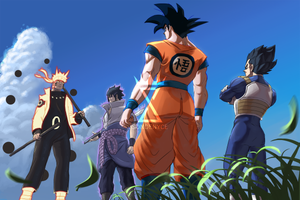 Naruto And Dbz Crossover Son Denyce Naruto fanfiction crossovers a place where entertainment and friends meet. naruto and dbz crossover son denyce